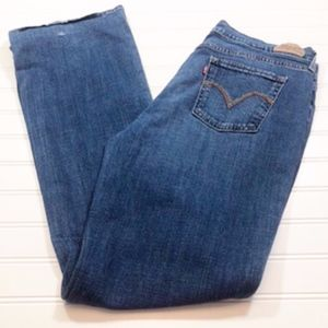 Levi's Womens size 10/30 Jeans Bold Curve Classic